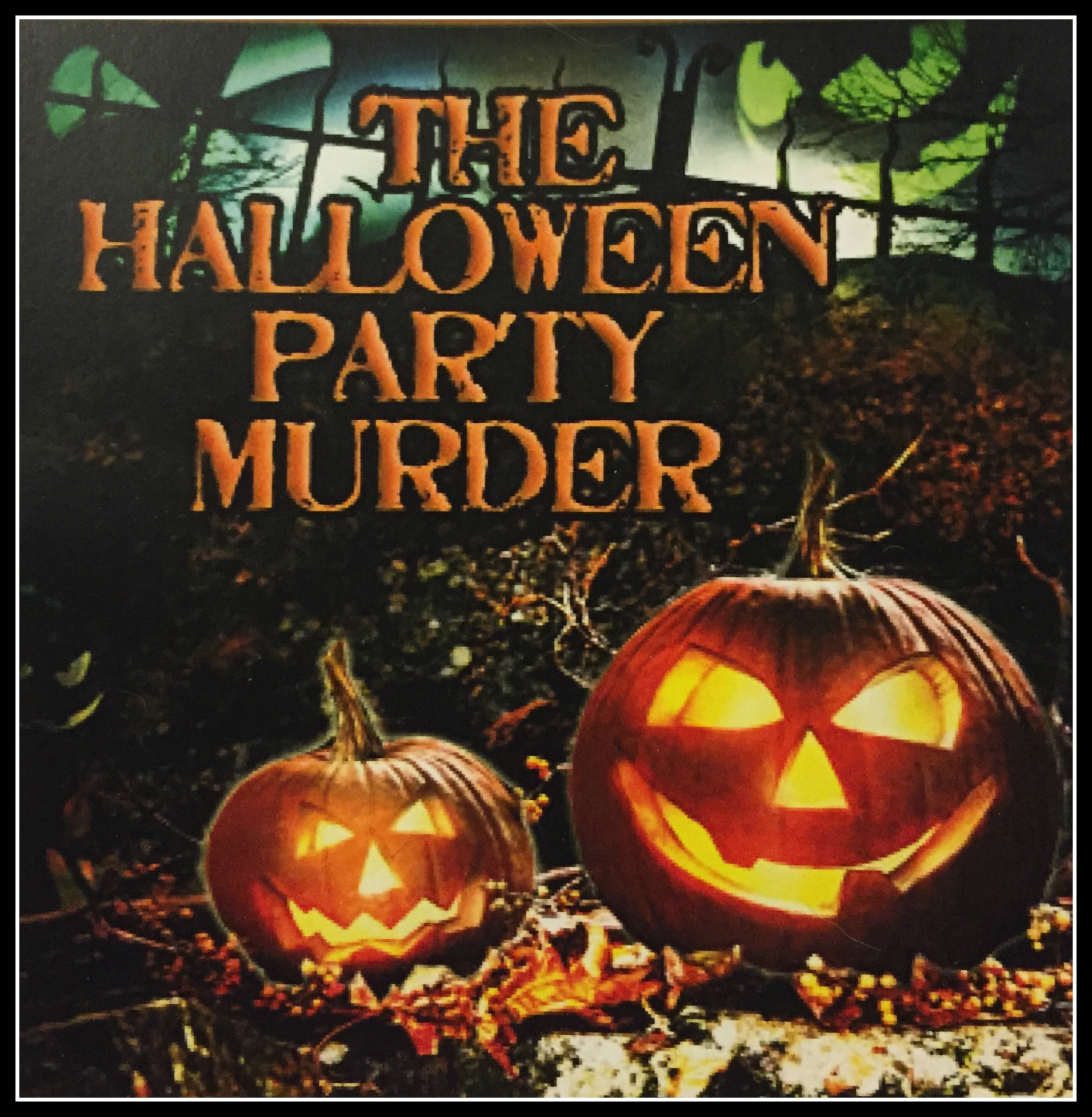 steps to throwing a (halloween) murder mystery party to remember