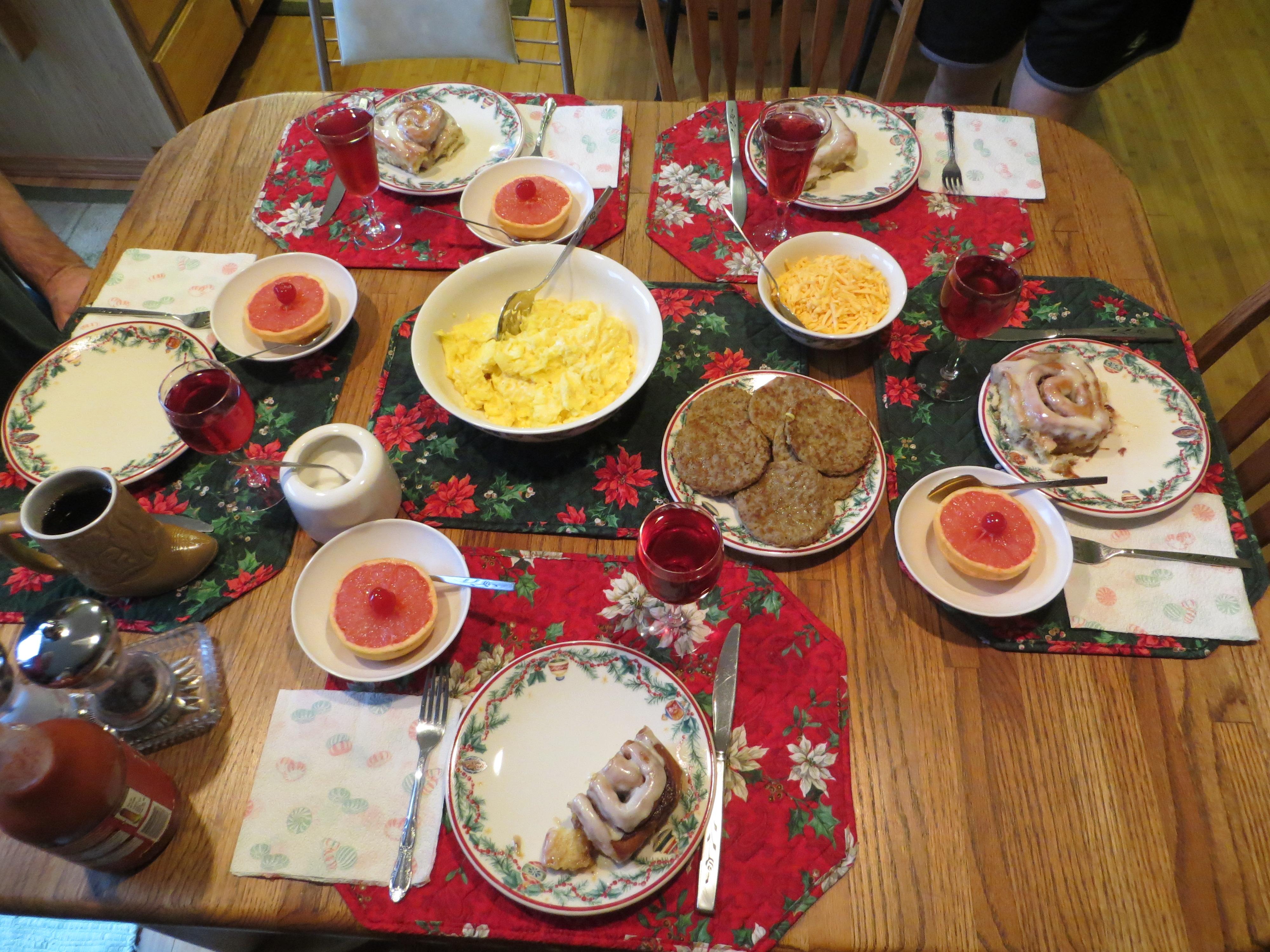 christmas breakfast sausage casserole recipe - allrecipes.com